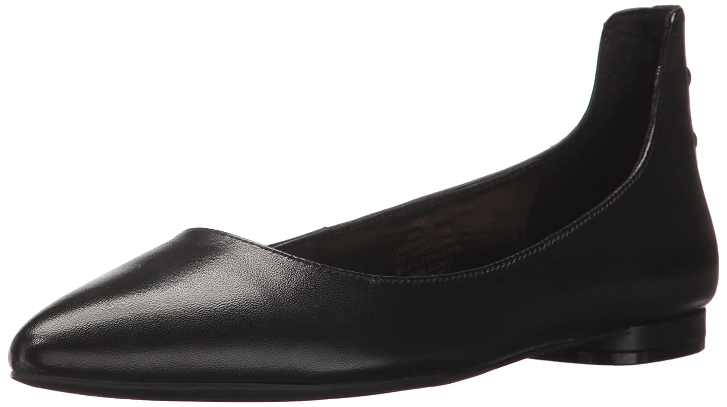 Nine West Women's Owl Leather B072F97Q4N 11 B(M) US|Black Leather