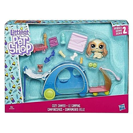 Littlest Pet Shop Mini Playset Hasbro E0393EU4