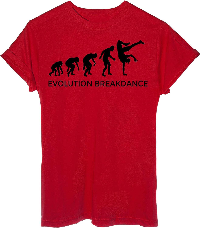 by Evolution IMAGE T-Shirt Evoluzione Breakdance Sport
