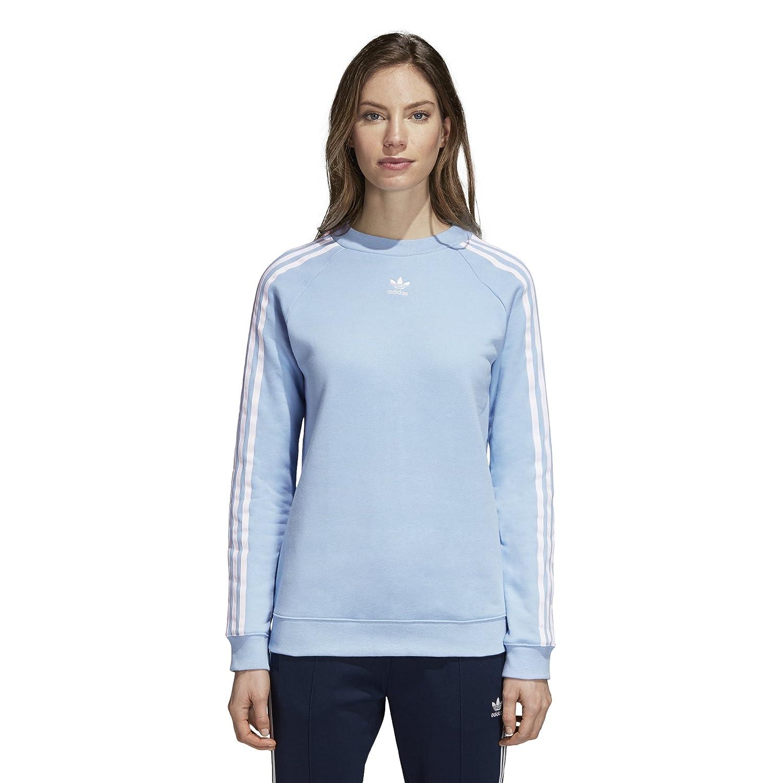 adidas Originals Womens Trefoil Crew Sweatshirt F1625W295