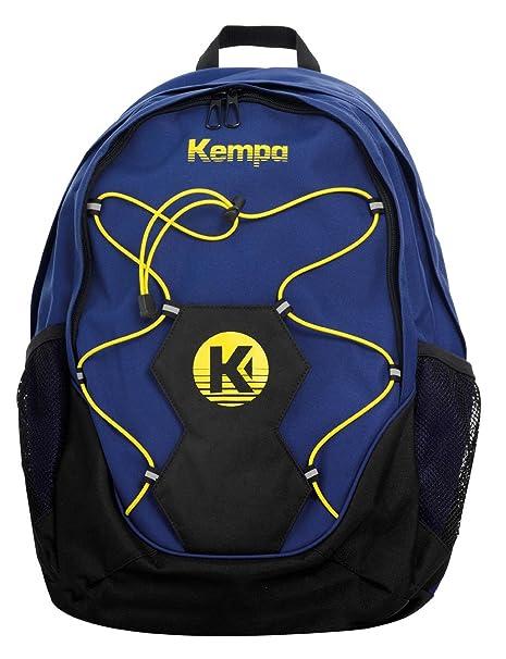 Kempa - Mochila con Pelota de Red para Balonmano, fútbol, Voleibol ...