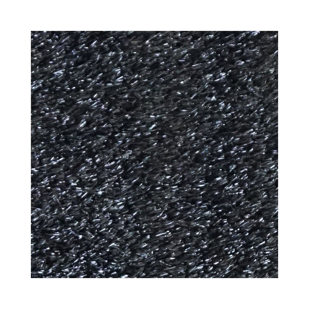 人工芝 いつでもGreen 芝の長さ30mm JQ《メーカー直送品》 ■ブラック ▼幅1m×長さ2m レギュラータイプカラー B06XGDF4Z2 11664 幅1m×長さ2m|ブラック ブラック 幅1m×長さ2m