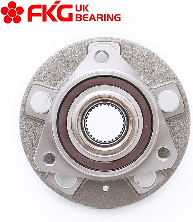 FKG 513288 Front or Rear Wheel Bearing Hub Assembly for 13-16 Cadillac XTS Chevy Malibu 5 Lugs 11-16 Buick Regal 10-16 Buick Lacrosse GMC Terrain Chevy Equinox 14-17 Chevy Impala