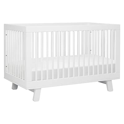 Babyletto Hudson 3-in-1 Convertible Crib with Toddler Bed
