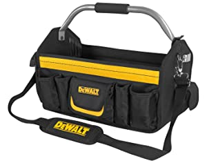 DEWALT DG5597 Open Top Tool Carrier, 18 In., 33 Pocket