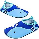 Tkiames bambini Ragazze Scarpe da Mare Spiaggia Scarpette da Acqua Scarpe da Immersione per Sportive Acquatici Nuotare Water Shoes