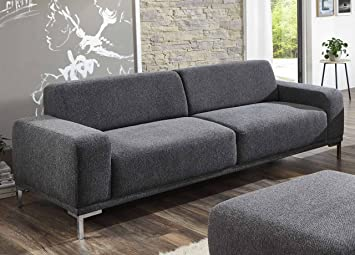 Lifestyle4living Sofa Couch Stoffsofa Wohnzimmersofa Loungesofa