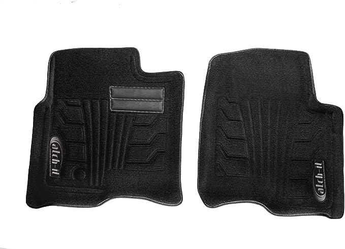 Lund 383064-G Catch-It Vinyl Grey Rear Seat Floor Mat