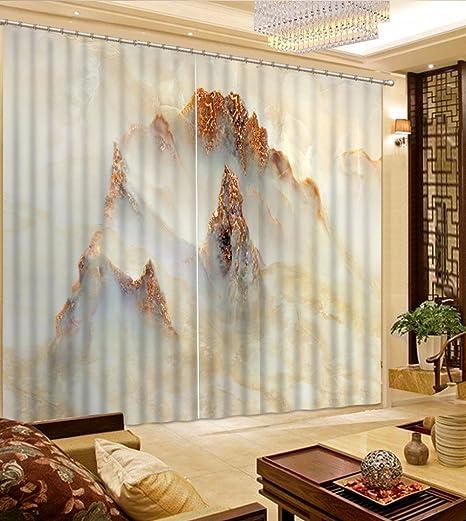 Sproud Salotto Cinese tende il marmo Tendaggi per Cucina Camera da ...