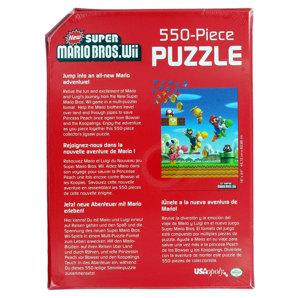 Nice Jigsaw Puzzle Epic Thick Thomas Kinkade Puzzles Square Wheel Of Fortune Bonus Puzzle Wooden Block Puzzle Free Young Word Search Puzzles DarkWord Search Puzzles Online Amazon.com: USAopoly   New Super Mario Bros. Wii Edition Puzzle #2 ..