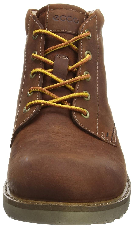af642defeb Amazon.com | ECCO Men's Holbrok Plain-Toe Boot | Chukka