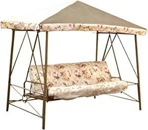 Garden Winds RUS472W Swing Replacement Canopy Top Cover