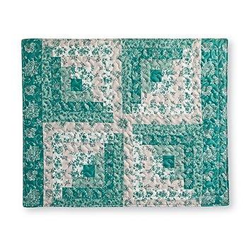 Amazon.com: Colecciones Etc - Cojín de patchwork con ...