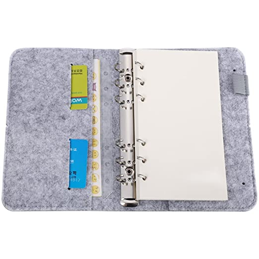 Amazon.com: Panda Notebook, Kawaii cuaderno, carpeta en ...