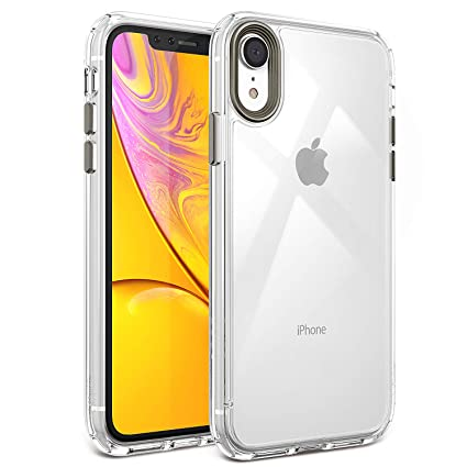 Amazon.com: YOUMAKER - Carcasa para iPhone XR, antiarañazos ...