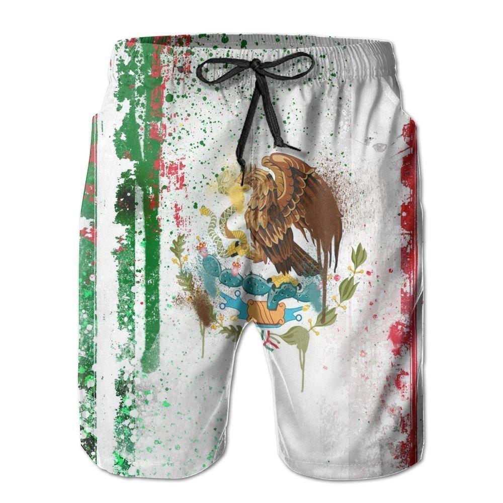 Beach Surfers Love Avocado Vegan Man's Leisure Funny Loose Pants X-Large by Large beach pants (Image #1)