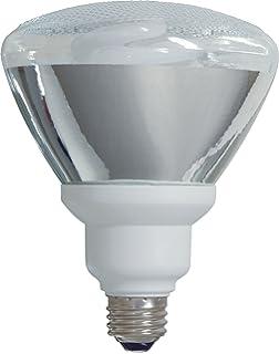 GE Lighting 21739 26 Watt(90 Watt Equivalent) Energy Smart Outdoor  Floodlight