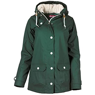 Derbe winterjacke damen