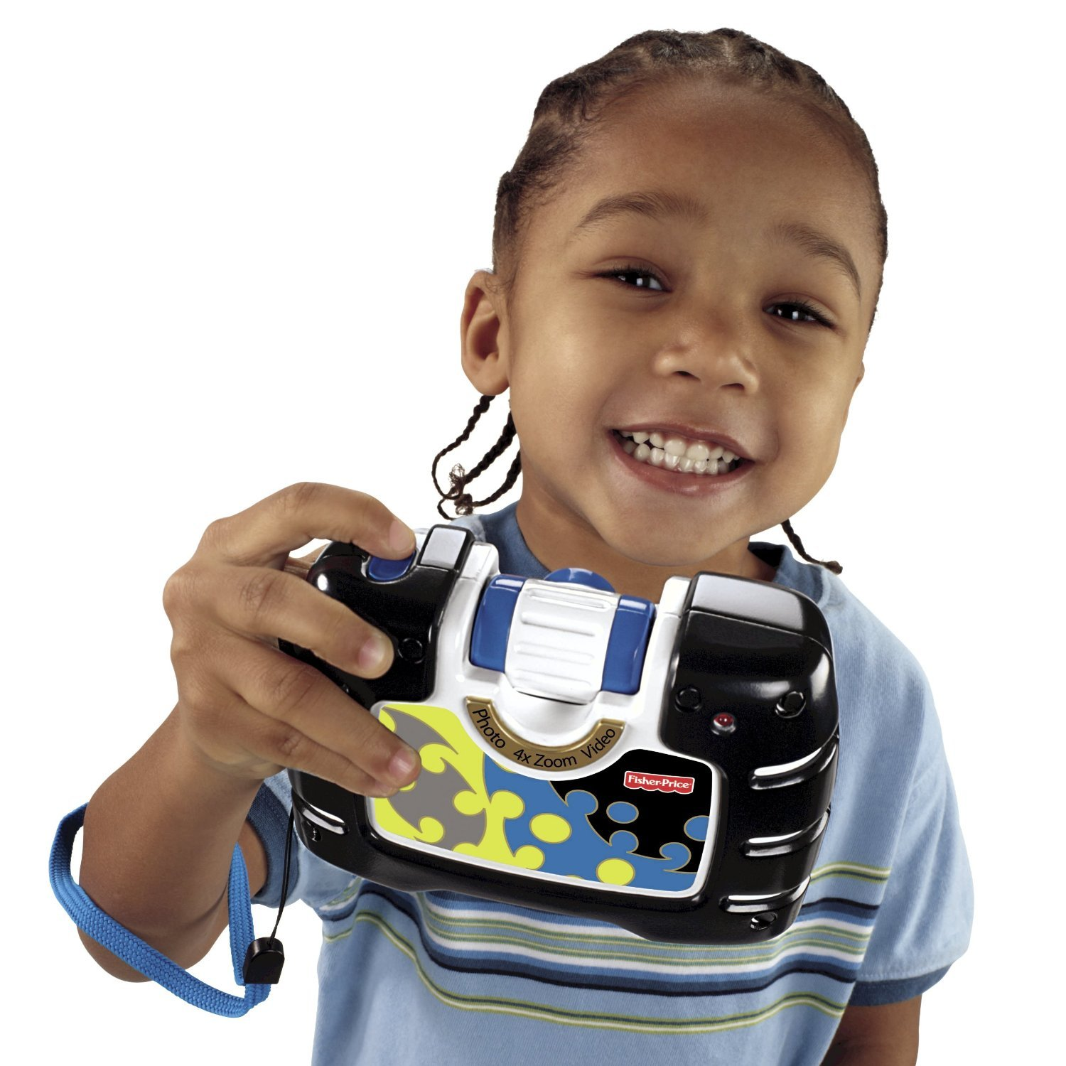 Fisher-Price Kid-Tough See Yourself Camera, Black by Fisher-Price (Image #3)