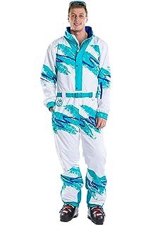 Tipsy Elves Men s Whistling Dixie Performance Retro Ski Suit Snow Suit Male e5686aebc