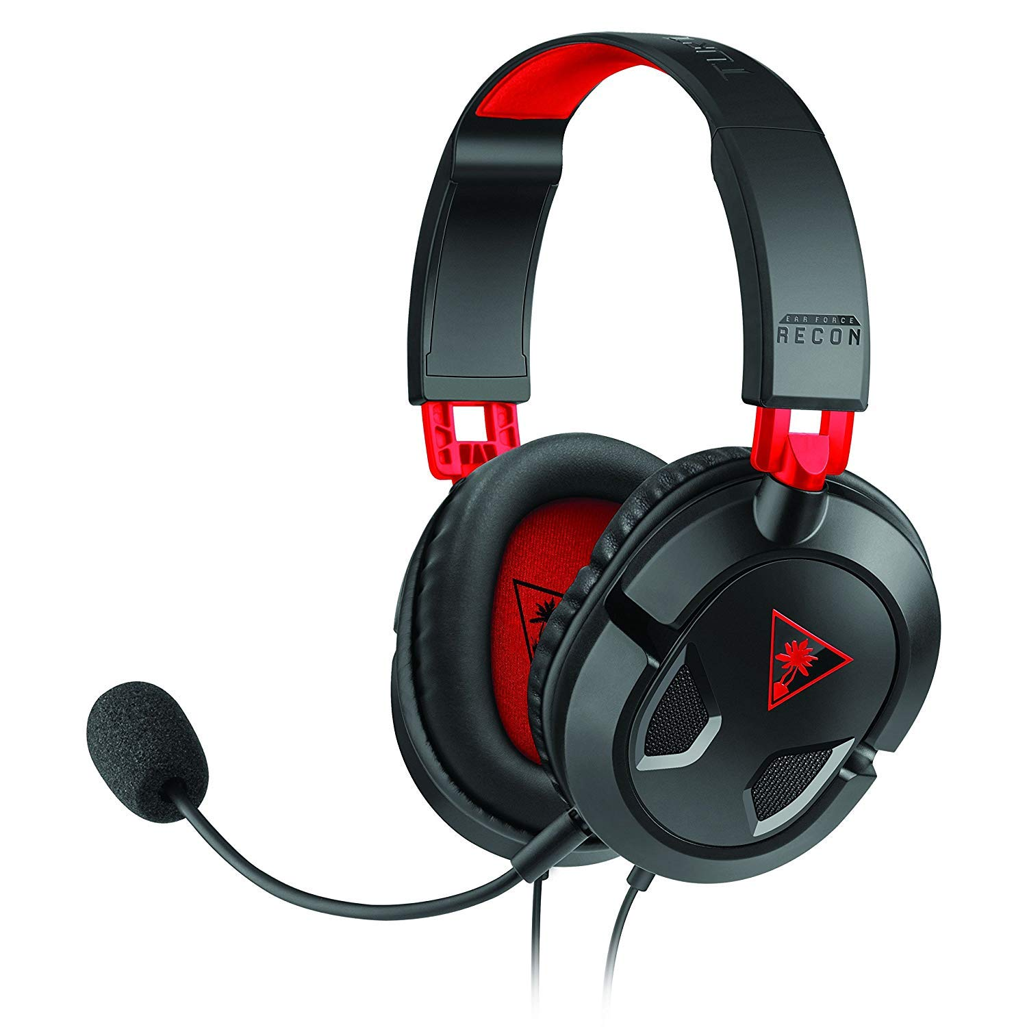 Amazon Com Turtle Beach Ear Force Recon 50 Gaming Headset For Playstation 4 Xbox One Pc Mac Computers Accessories