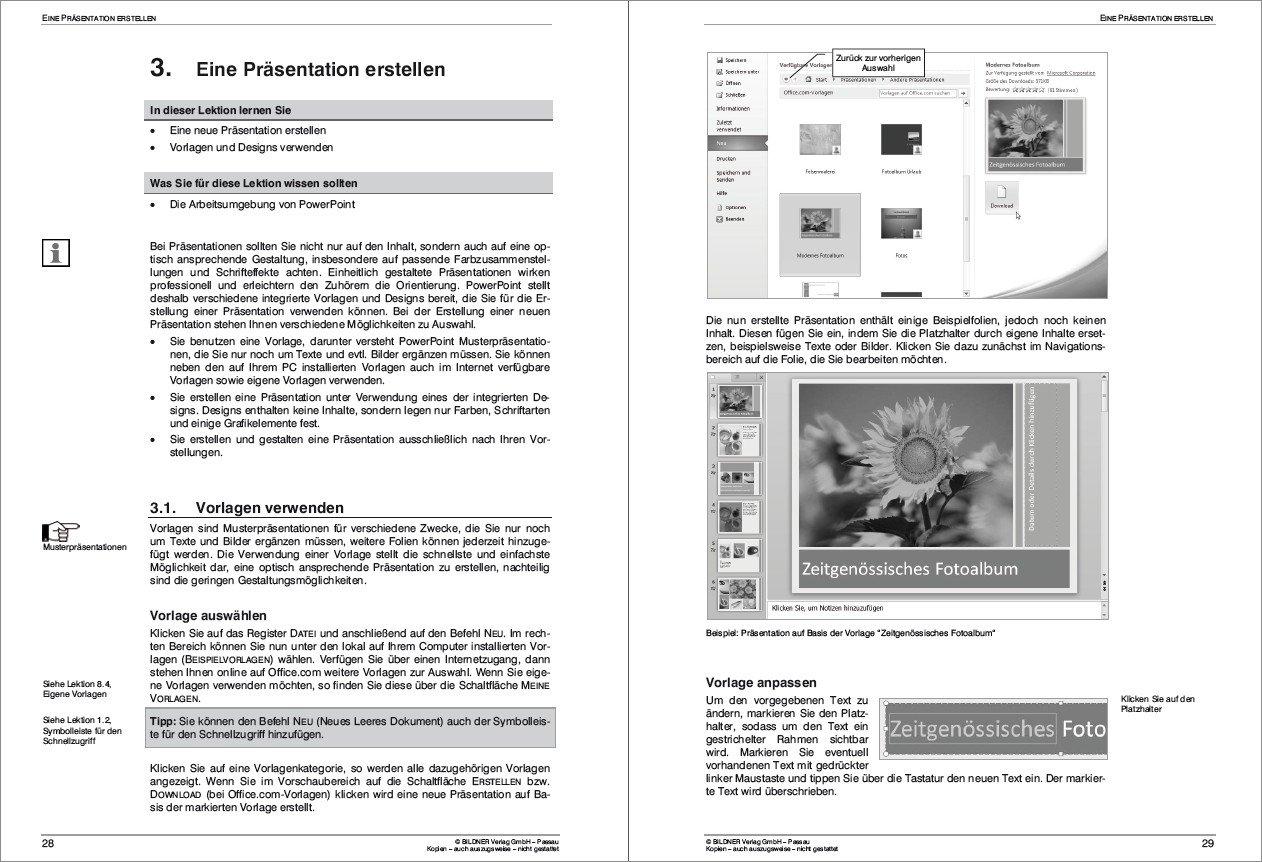 PowerPoint 2010: Das Lernbuch für Einsteiger: Amazon.de: Christian ...
