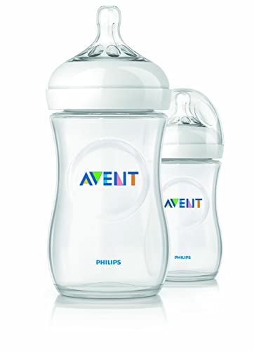 Natural Polypropylene Bottle from Philips AVENT