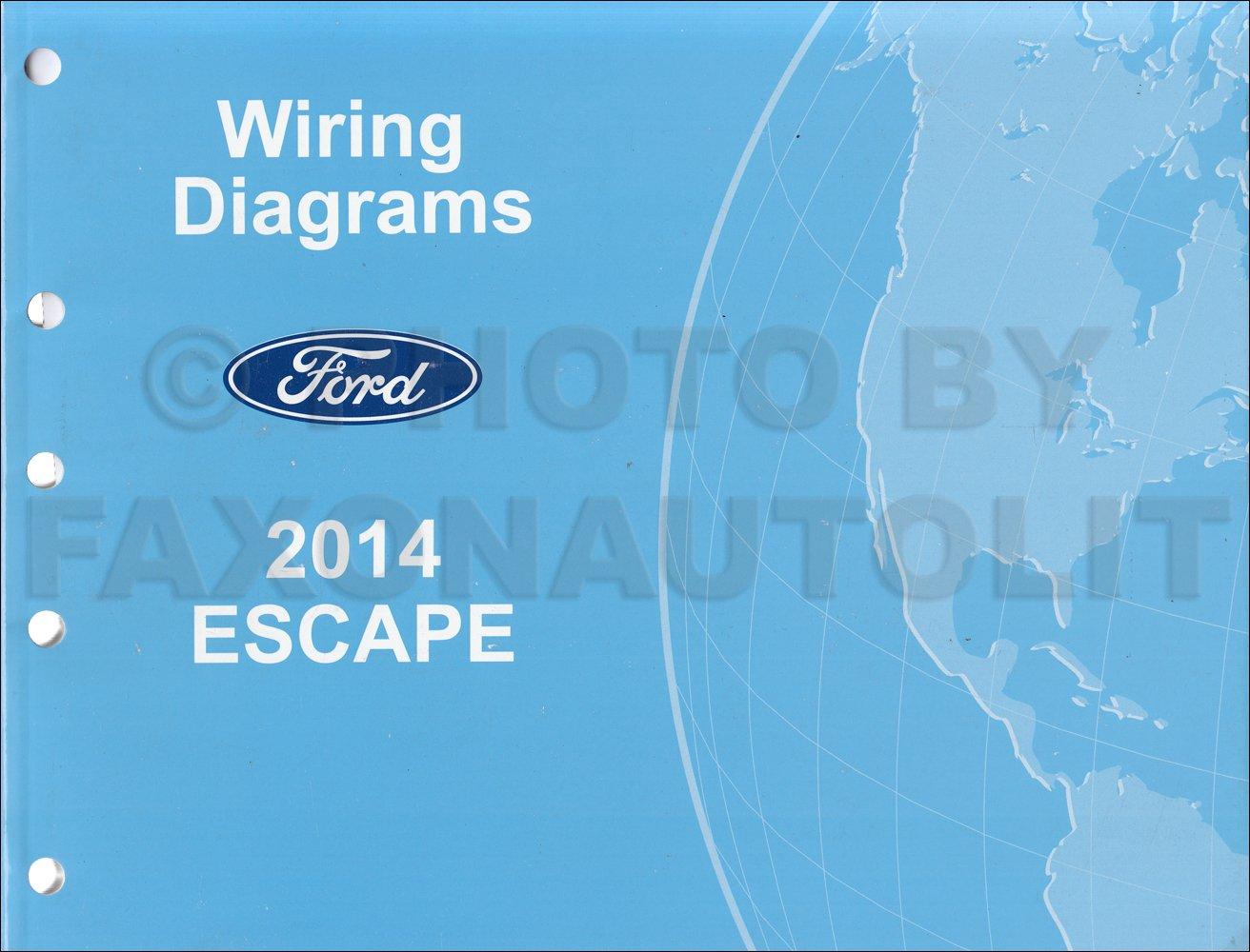 2014 ford escape wiring diagram manual original: ford: amazon.com ... 2014 ford escape wiring diagram 2017 ford escape fuse box diagram amazon.com