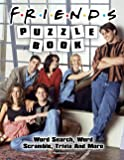 Friends Puzzle Book: Interesting Gift For Those Who Love Dishes In Friends Movies