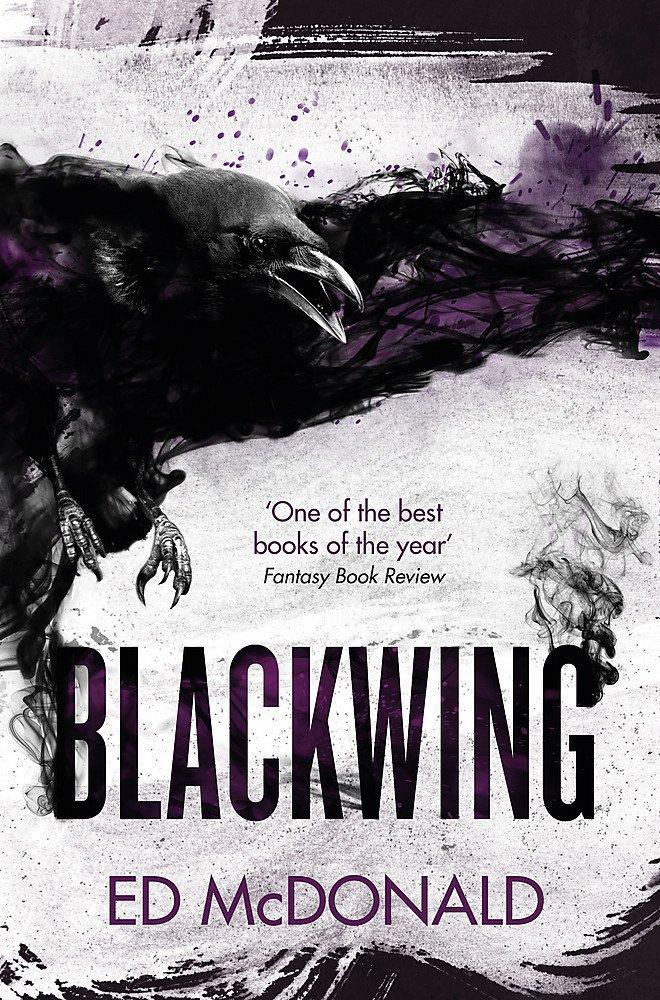 Blackwing: The Ravens Mark Book One: Amazon.es: McDonald, Ed: Libros en idiomas extranjeros