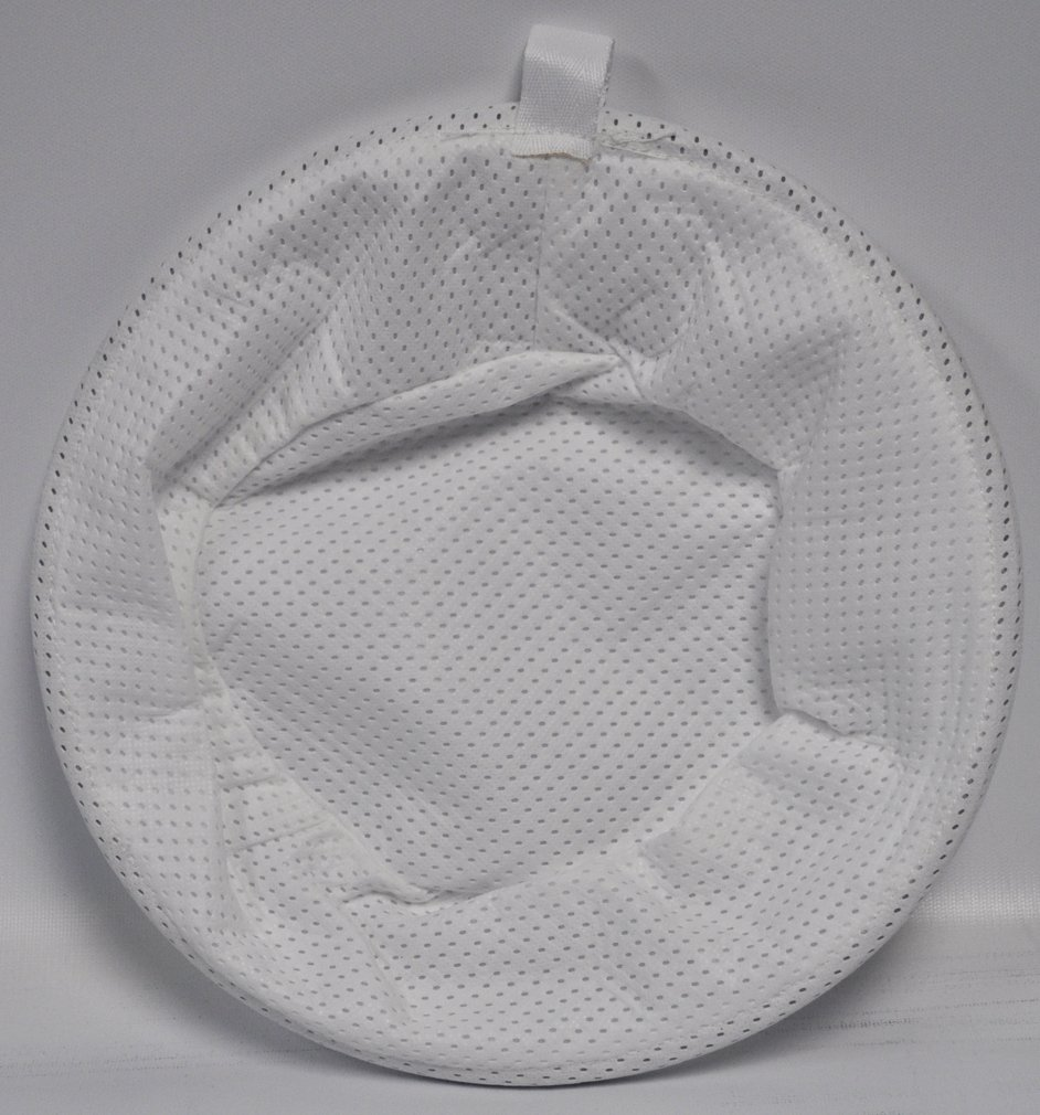 Johnny Vac Superlux and Powerlux Central Vacuum Cloth Filter Assembly FILUX1 by JohnnyVac