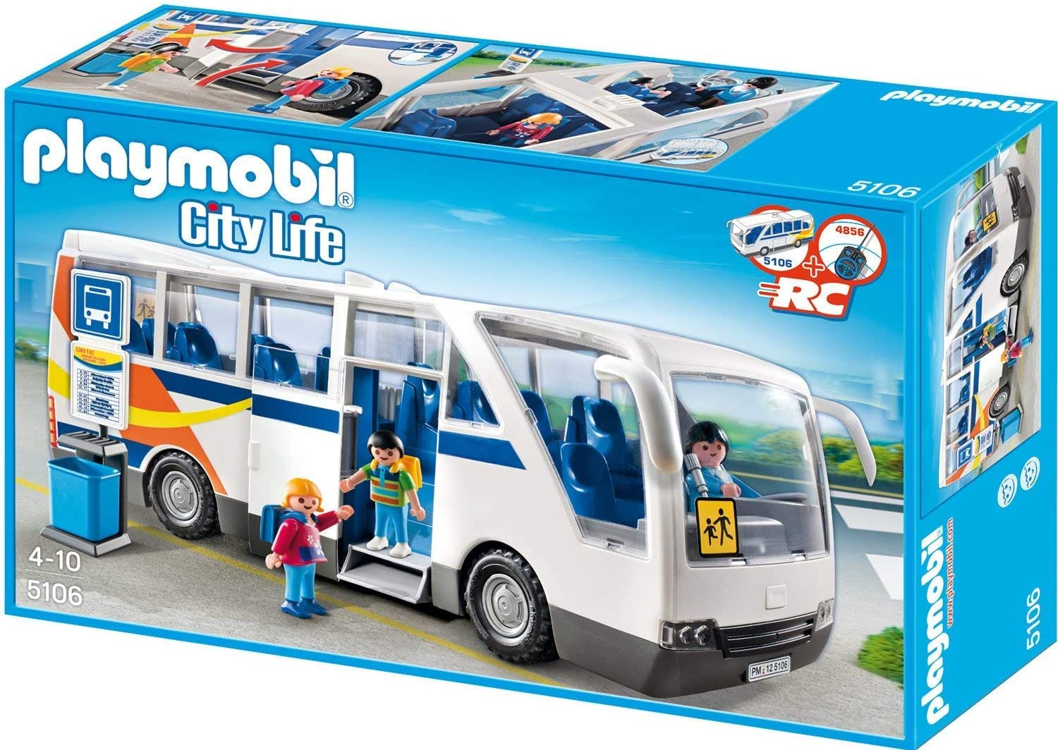 Playmobil le Car Scolaire