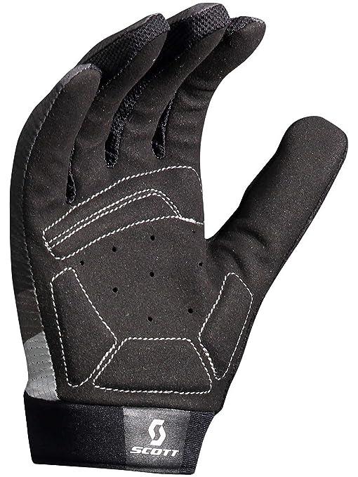 6ec91d12981517 Scott Essential Damen Fahrrad Handschuhe lang schwarz/weiß 2018: Größe: XS  (6