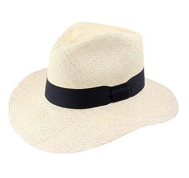 couleur rapide le plus populaire couleurs délicates Nativos - Chapeau Panama Homme Femme El Auténtico