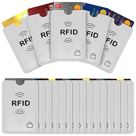 Begeistert 10x Schutzhülle Kartenschutzhülle Kreditkarte Ec-karte Hülle Kartenhülle
