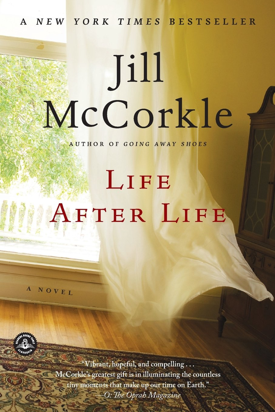 Life After Life: A Novel: Jill Mccorkle: 9781616203221: Amazon: Books