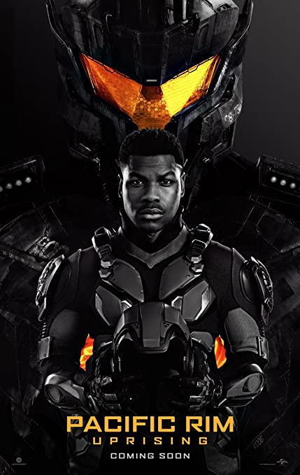 Image result for pacific rim 2 poster