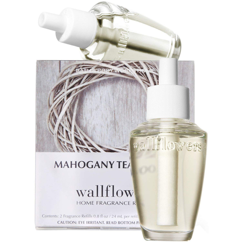 Bath & Body Works Mahogany Teakwood Wallflowers