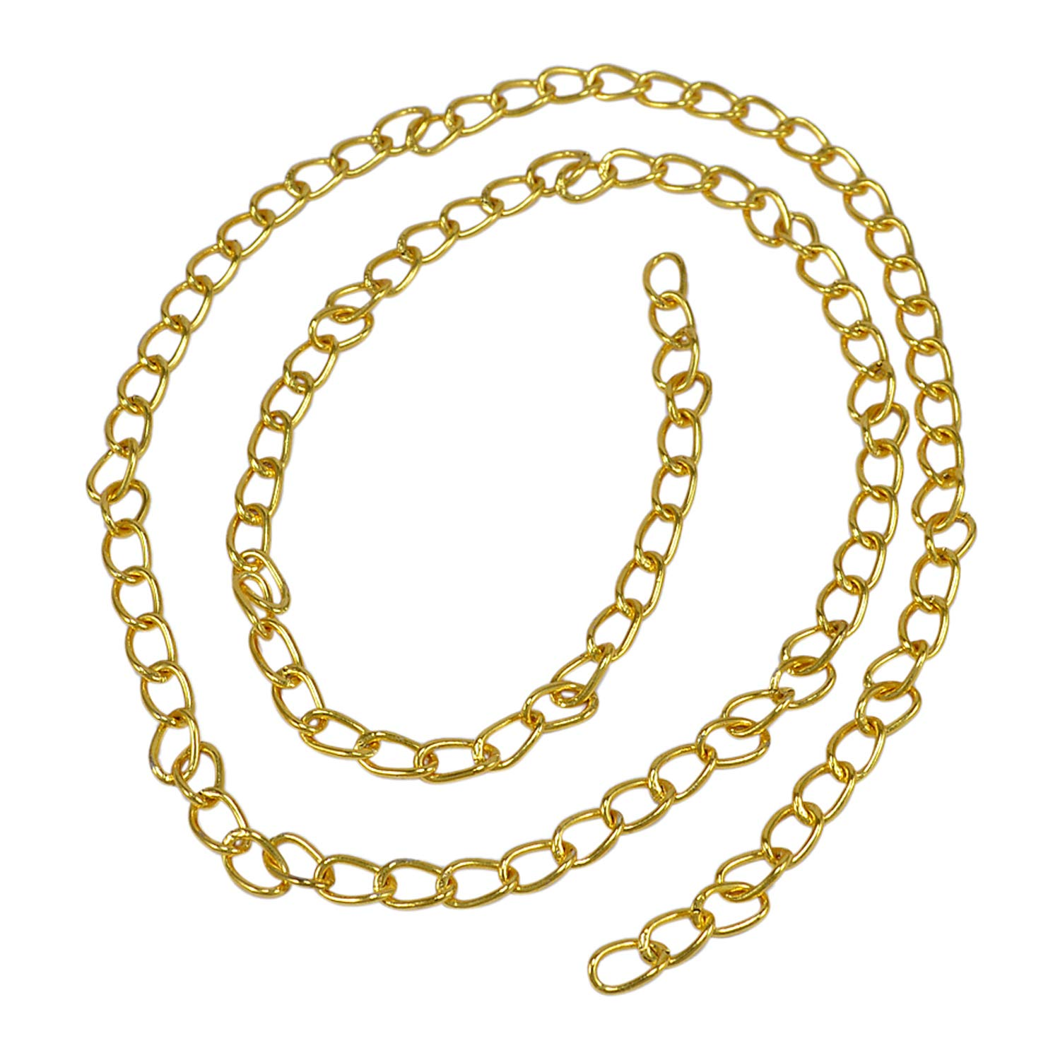 Silvesto India Gold Plated Chain PG-132954