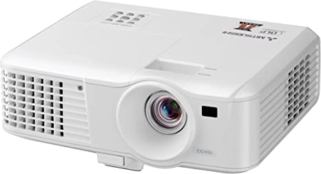 Amazon.com: MITSUBISHI XGA Proyector DLP 2500LM (EX240U ...