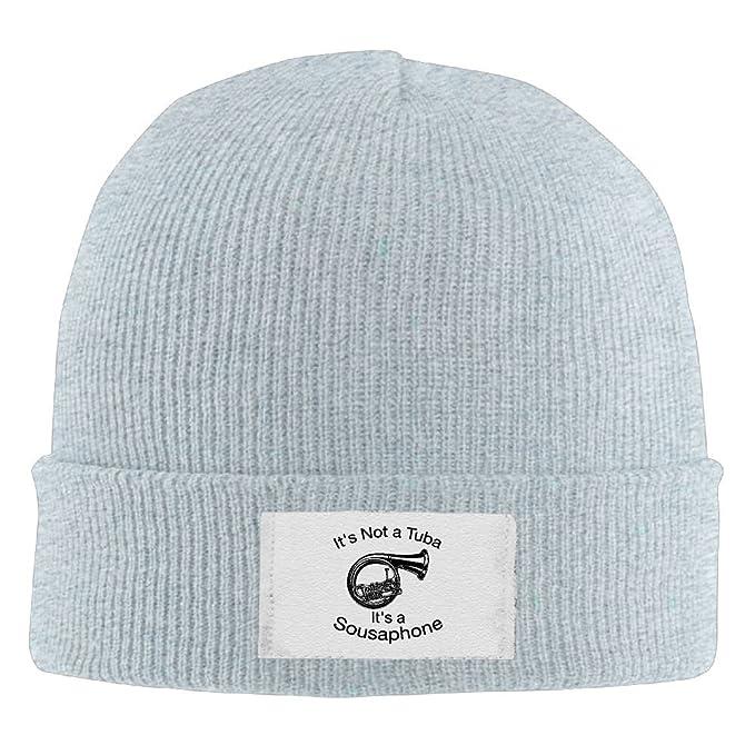 Amazon.com  It s Not A Tuba It s A Sousaphone Beanie Hats Ski Warm Stocking  Pattern Style  Clothing 07103afb985