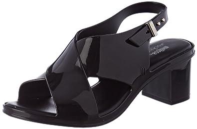 4ff5c41e8f7 Melissa Women's Jw Jamie Ankle Strap Sandals: Amazon.co.uk: Shoes & Bags