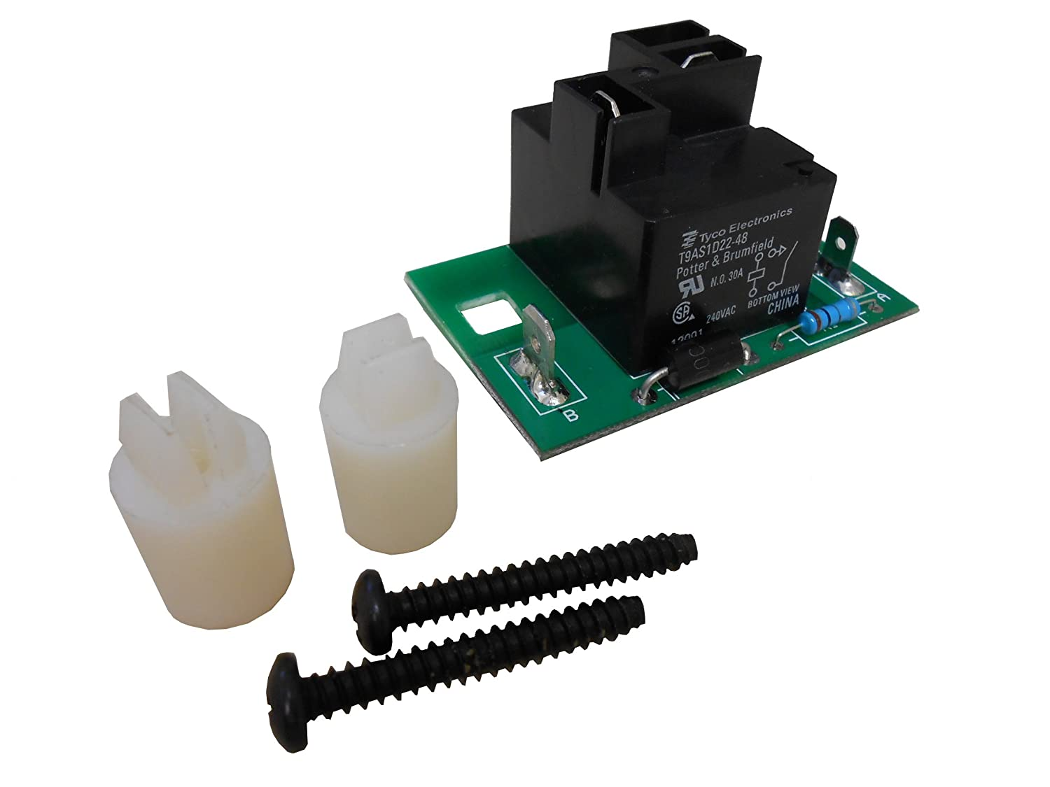 Club Car Golf Cart Powerdrive 3 Charger Relay Board Schematic 48 Volt Pd3 Power Drive Model Chargers 2004