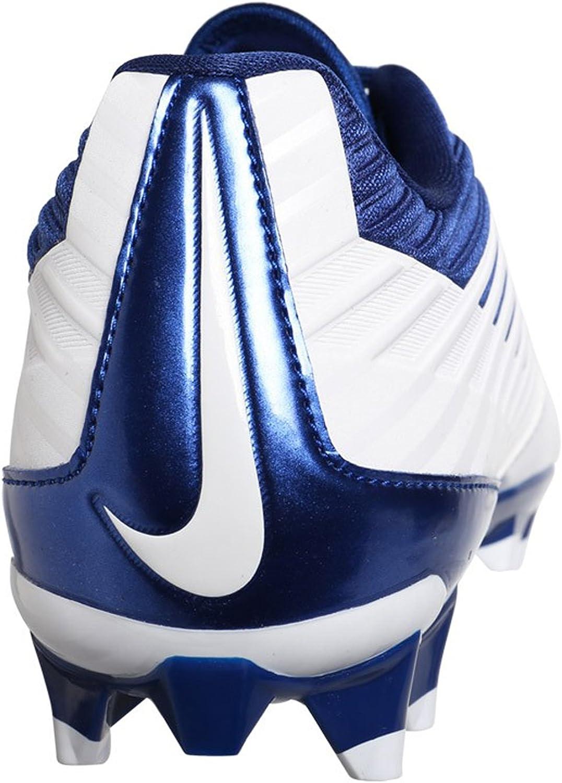 | Nike Men's Vapor Speed Lacrosse Cleats, Blue/White, 15 | Field Hockey & Lacrosse