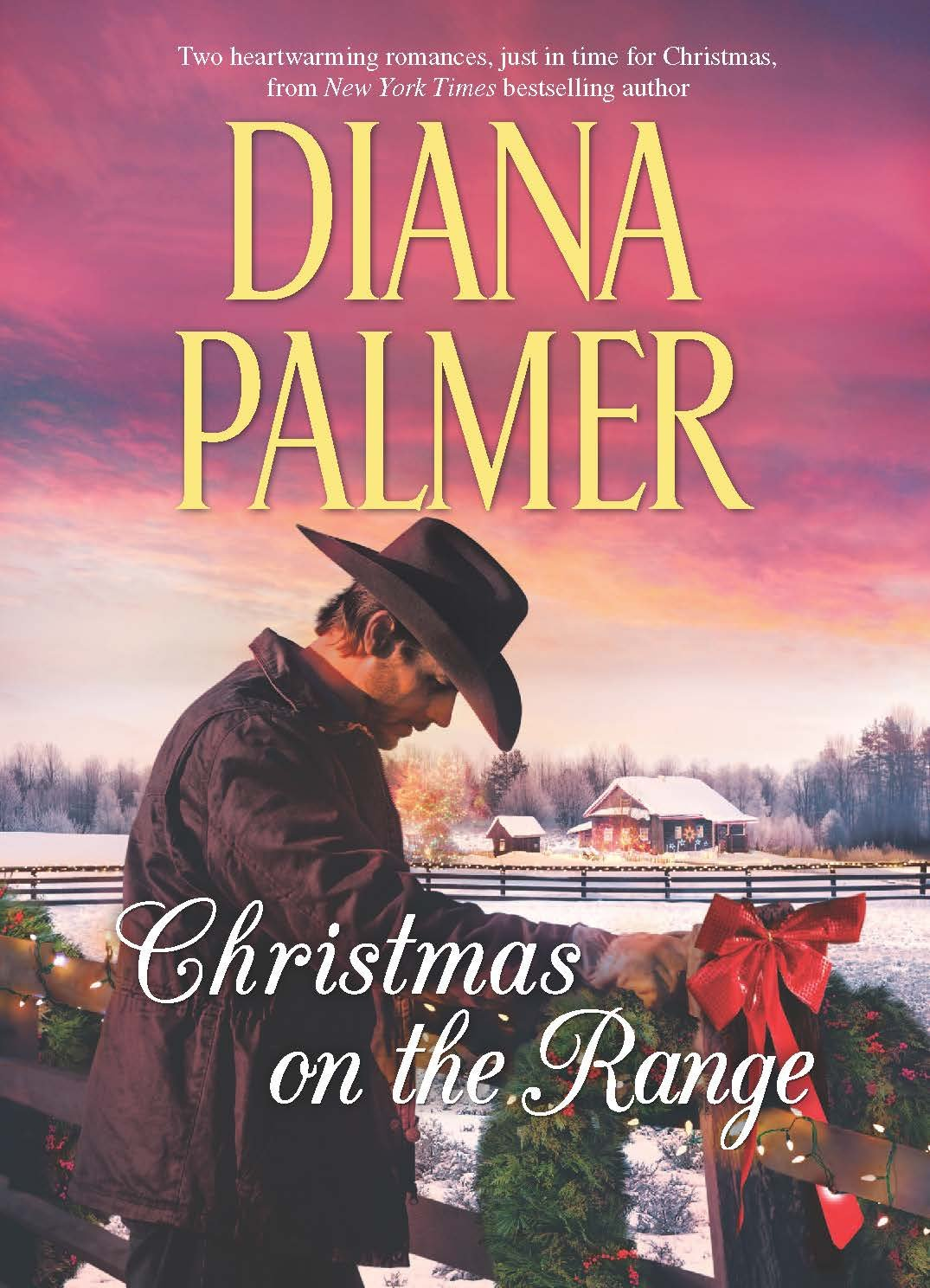 Amazon.com: Christmas on the Range: Winter Roses\\Cattleman\'s Choice ...