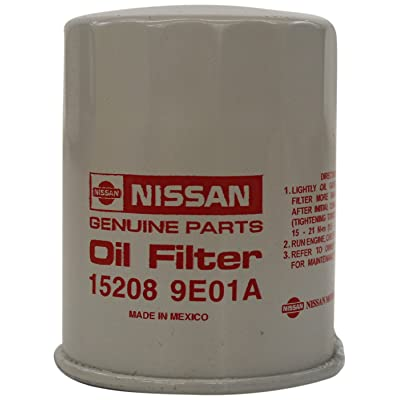 Genuine Nissan 15208-9E01A Oil Filter: Automotive