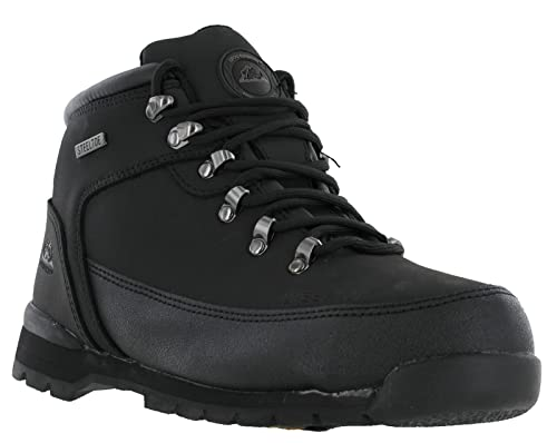 e50f8b3a3a8 Groundwork Safety Industrial Steel Toe Cap Mens GR77 Work Lace Boots