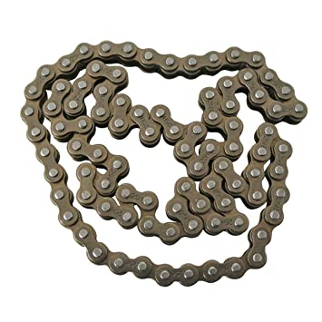 Amazon.com: Sthus 25H Chopper Chain 90 Links For Lifan 125cc ...
