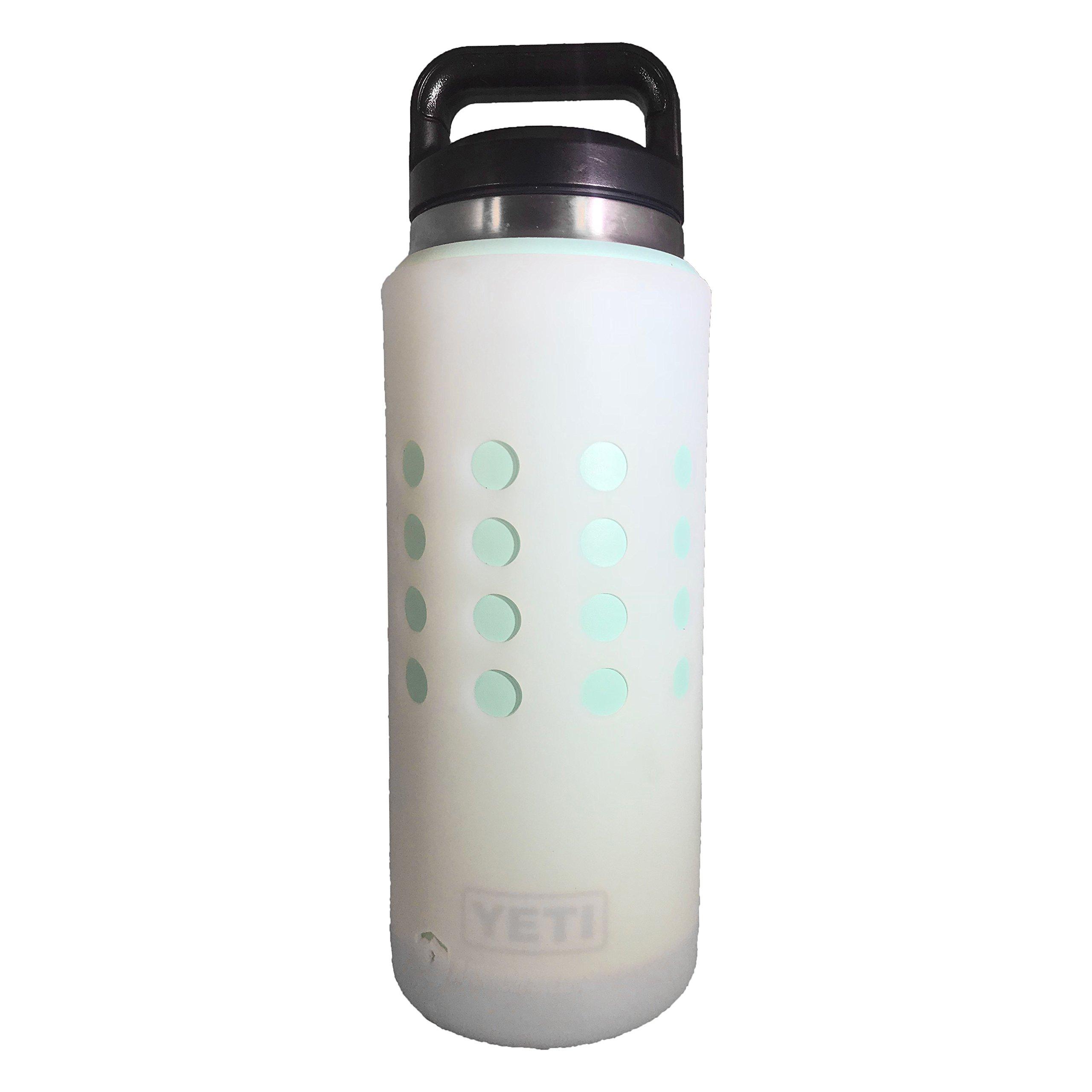 ARMORSKINS Rambler/Bottle Silicone Skin (26oz Clear)