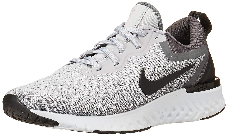 Wolf Grey Black-dark Grey-pure Platinum Nike Women's Odyssey React Running shoes